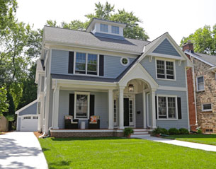 Whitefish Bay Home - New Construction